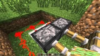 Как сделать ловушку в minecraft 1.7.5./7.4./5.2/..