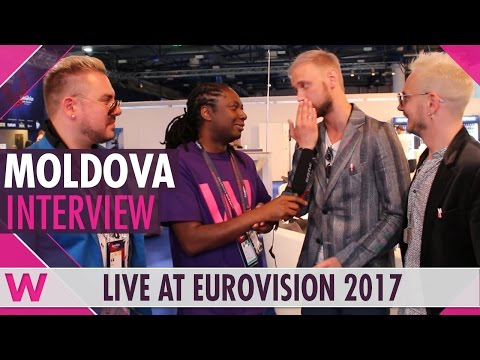 Sunstroke Project (Moldova) interview @ Eurovision 2017   wiwibloggs