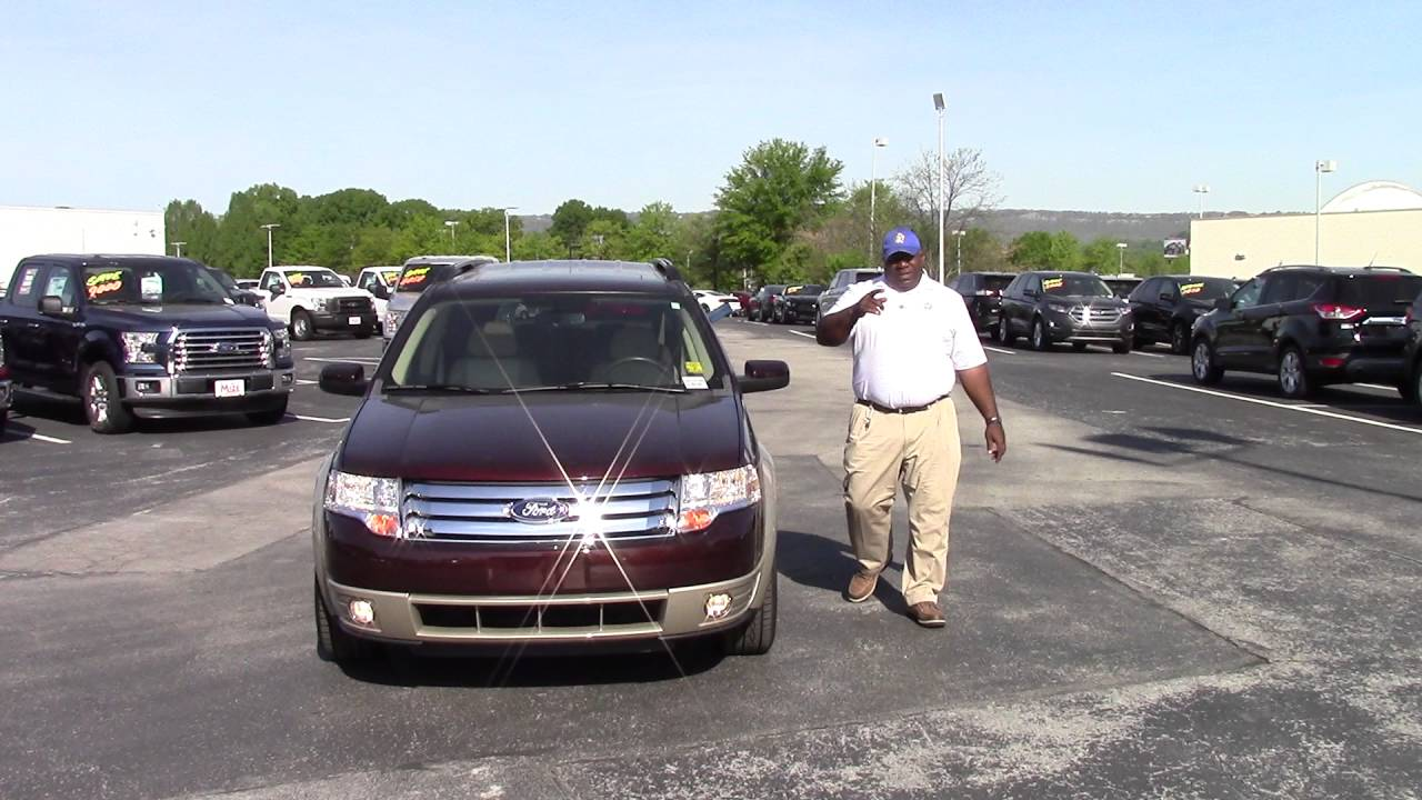 Taurus X Marshal Mize Ford Chattanooga Ford Dealership - Chattanooga ford dealers
