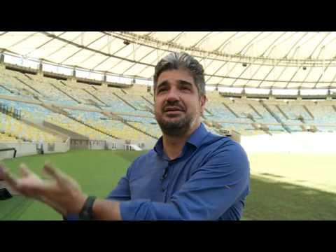 La decadencia del Estadio de Maracaná   Reporteros en el mundo