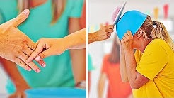 FUN GAMES FOR PARTIES || 35 HACKS FOR THE GREAT PARTY
