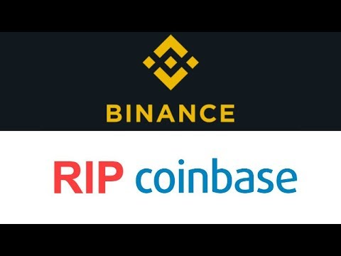 Binance Crypto Exchange to Offer Fiat-to-Crypto Pairing after moving to Malta - RIP Coinbase