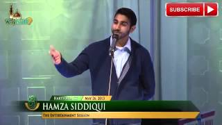 Your Body is Amazing Spoken word about the blessings of our Creator by Hamza Siddiqui Thumbnail
