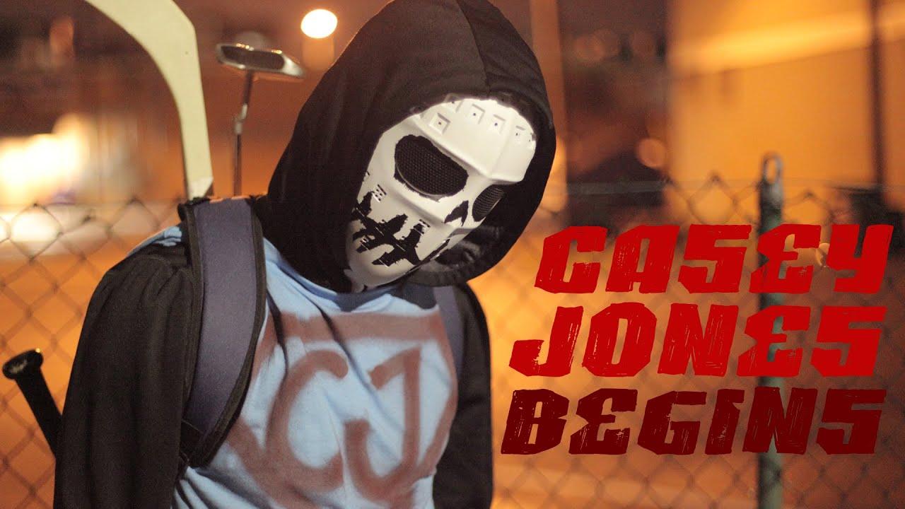 Casey Jones Begins Fan Film Audition For Tmnt Banished