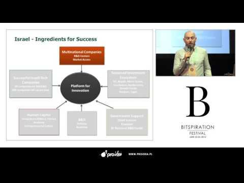 Bitspiration 2015- Challenge Fund, Startup Ecosystem in Israel (Saul Reichman)