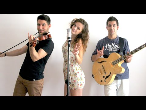 Rather Be - Clean Bandit - Violin, Voice & Guitar Cover