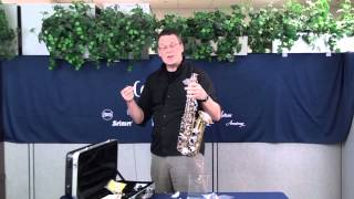 Saxophone Care and Maintenance by Conn-Selmer, Inc.