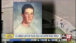 Columbine survivor Austin Eubanks found dead at his home in Colorado