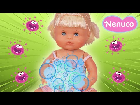Conseils de Nenuco pour les enfants sur le coronavirus. Activités et jeux pour enfants à la maison