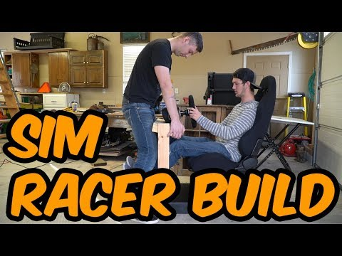 Building a DIY Racing Simulator