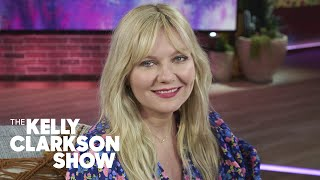 Kirsten Dunst Flattered Twitter Came To Her Defense Over Sexist Tweet | The Kelly Clarkson Show