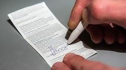 Kreditkartenbetrug: Gestohlen, unterschrieben und problemlos bezahlt | Marktcheck SWR