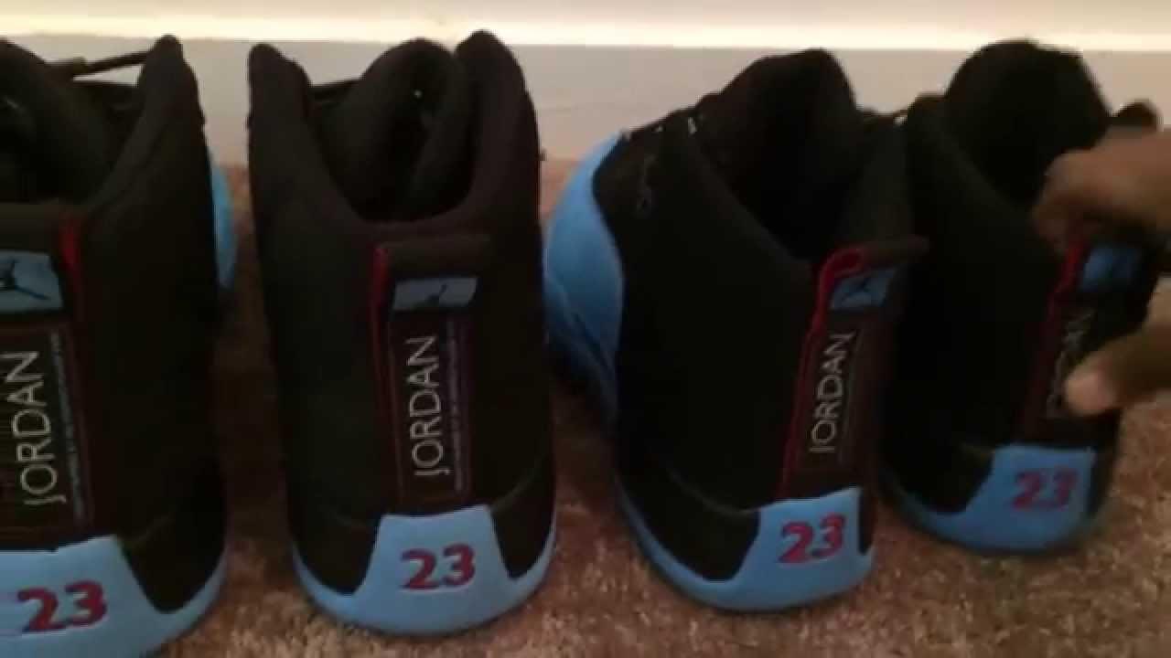 Real Or Fake Retro S: Jordan 12 Gamma Blue