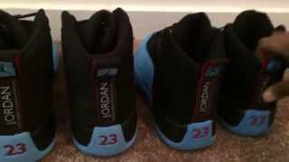Jordan 12 Gamma Blue - Real vs. Fake Thumbnail