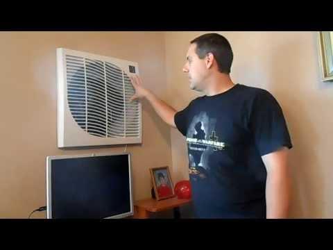 MasterCool MCP44 Evaporative Cooler Review - YouTube