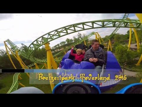 Freizeitpark Toverland 2015