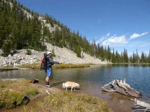 White Cloud Wilderness Fly Fishing