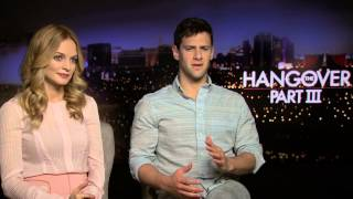 Interview With Justin Bartha, Heather Graham, Ken Jeong and Todd Phillips