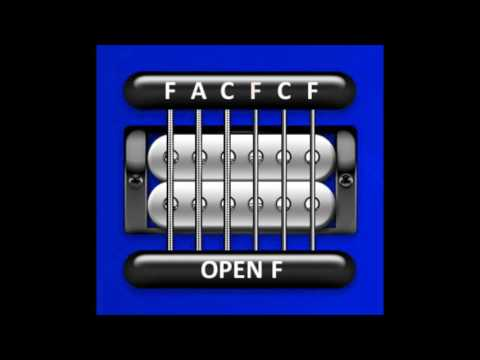 Perfect Guitar Tuner (Open F)