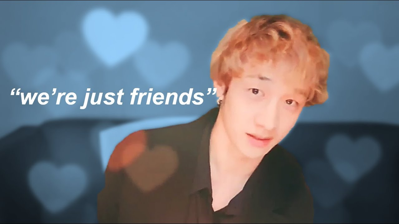 the day bangchan friendzoned 3 million people during a vlive