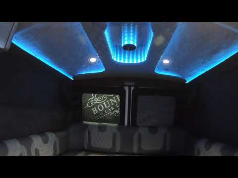 Custom Built Volkswagen T5 Camper including custom interior