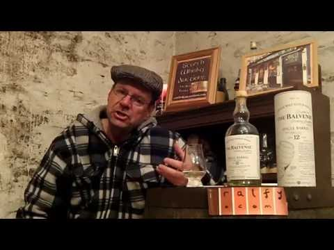 whisky review 596 - Balvenie 12yo Single Barrel @ 47.8%vol