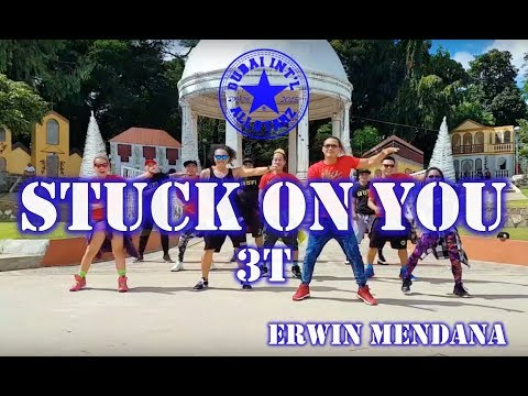 Stuck on you   3T   Zumba®   Erwin Mendana
