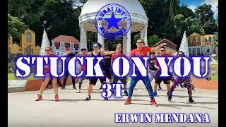 Stuck on you | 3T | Zumba® | Erwin Mendana MP3