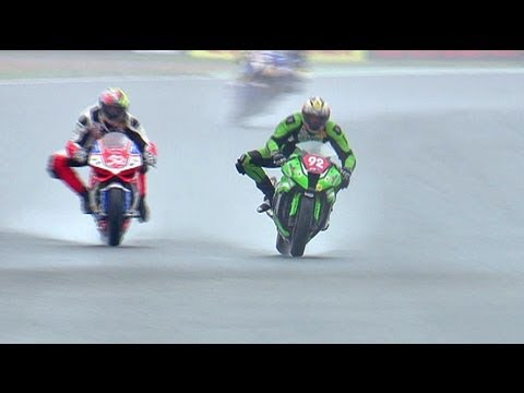 2012 FIM Superbike World Championship - Magny-Cours - (FRA)