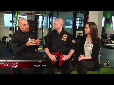 Workout Wisconsin I Trowbridge Martial Arts I Episode 107 I Air Date 1/16/17