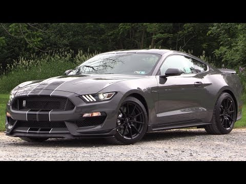 2018 Ford Mustang Shelby GT350: Review