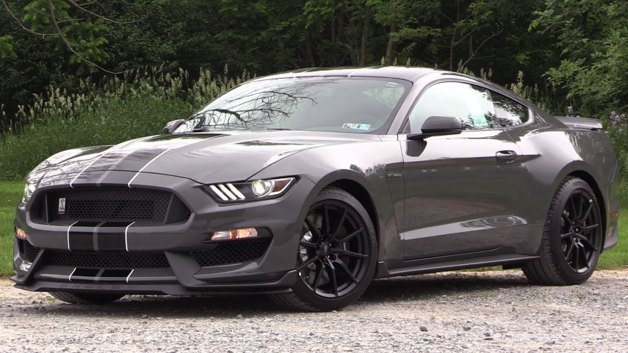 2018 ford mustang shelby gt350 review