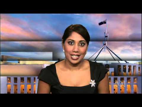 Tents to house asylum seekers on Nauru
