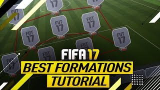 FIFA 17 BEST & MOST OVERPOWERED FORMATIONS (TOP 5) - MOST EFFECTIVE FORMATIONS - H2H & ULTIMATE TEAM