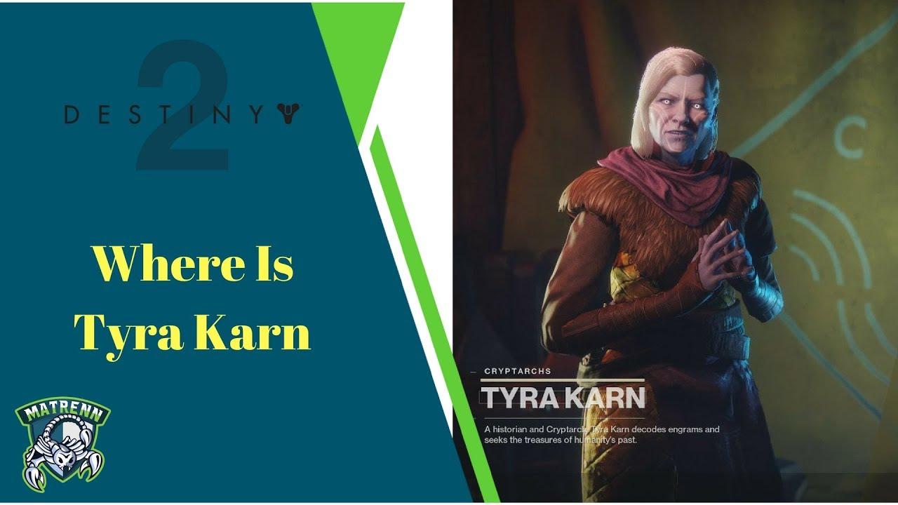 Tyra Karn