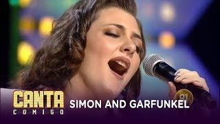 Yasmine Mahfuz canta sucesso de Simon and Garfunkel e é aplaudida de pé por 88 jurados