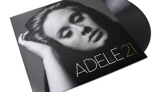A Look At Adele 21 (VINYL)