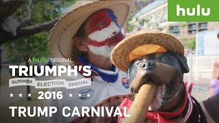 Triumph Throws Carnival for Trump Supporters • Triumph
