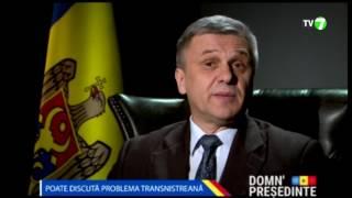 DOMN' PREȘEDINTE: Ce discută Dodon la Moscova