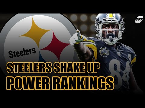 Steelers Shake Up The Power Rankings | PFF