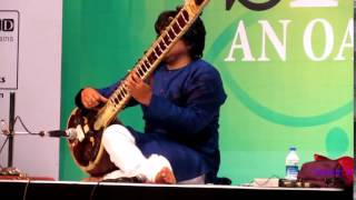 Niladri Kumar on Sitar & Satyajit Talwalkar on Tabla