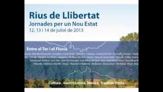 """Elies - """"TERRA DE SOMNIS (És la nostra història...) RIUS DE LLIBERTAT"""