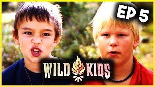 KOMMER GUSTAV VARA OTROGEN? - Wild kids ep. 5