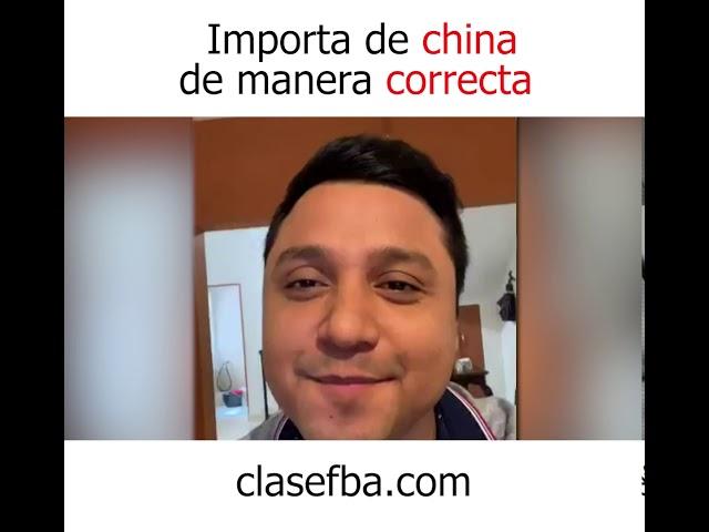 Cómo importar de china de manera correcta