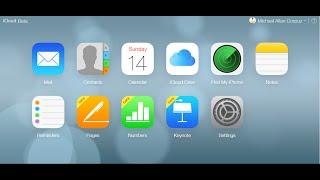 iCloud Drive Beta (iCloud.com)