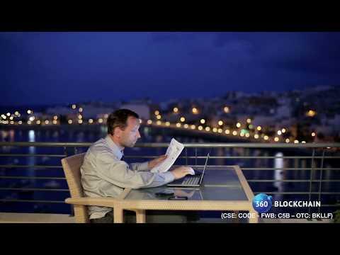 360 Blockchain Inc. (CSE: CODE) Blockchain Investment Opportunity