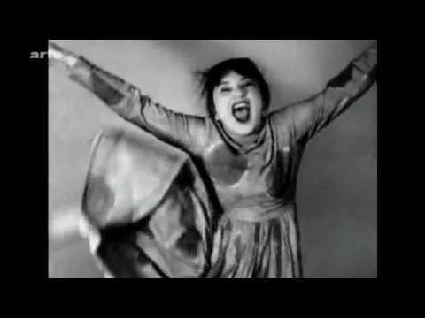 Valeska Gert -- Die Frau im Taumel des Lasters