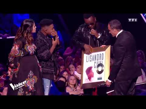 Lisandro Cuxi | 1er single d'or | Danser | The Voice 2018 | 12/05/2018