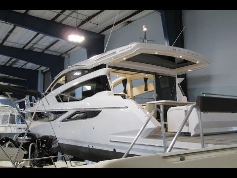 2018 Galeon 430 HTC Boat for Sale at MarineMax Clearwater