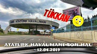 ATATÜRK HAVALİMANI SON HALİ - #AtatürkHavalimanı
